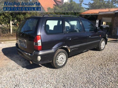 mitsubishi space wagon glx 2.4 2000
