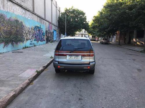 mitsubishi space wagon glx