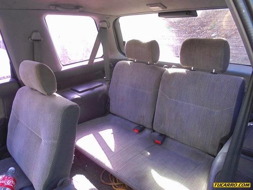 mitsubishi space wagon glx - automatico