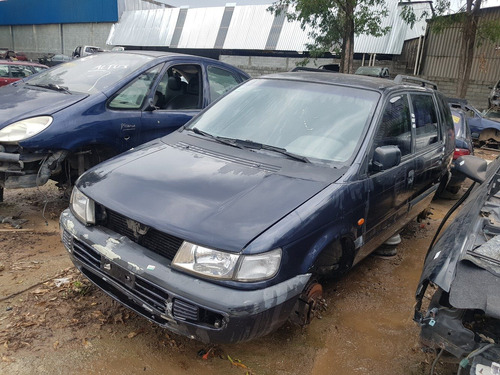 mitsubishi space wagon,2000,sucata, retiradas de peças ,