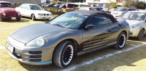 mitsubishi. spayder gt. convertible 2002. 6 cil. motor 3.0