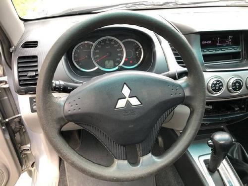 mitsubishi - sportero 3.2 diesel automático deq680