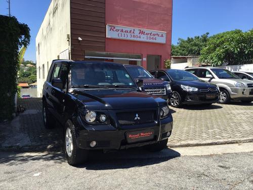 mitsubishi tr4 aut.  blindado ( 2007/2007 ) por r$ 25.899,99