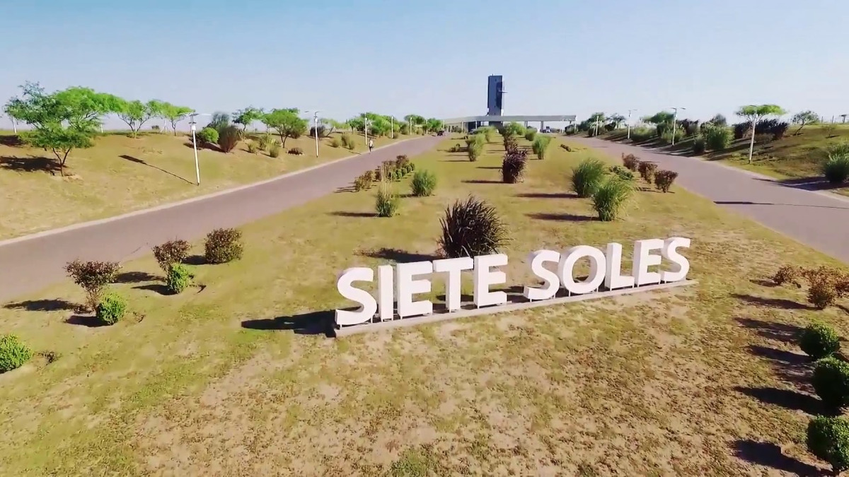 mitte (siete soles) - exclusivo lote de 1500 m2