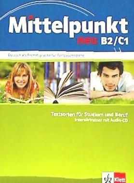 mittelpunkt b2/c1 neu / intensivtrainer(libro )