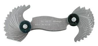 mitutoyo 188111 calibre de rosca nf