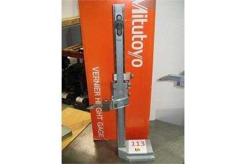 mitutoyo 514161 calibre de altura