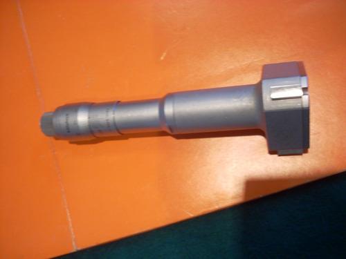mitutoyo micrometro interior tres ctos. 50-63 mm -serie 368