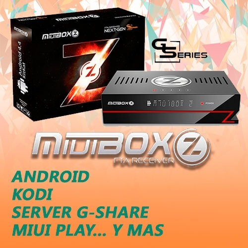 Miubox Z Android Gshare