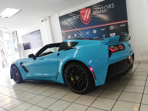 miura motors - chevrolet corvette stingray z06 supercharged