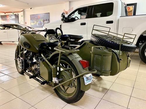 miura motors - ural molotov k750 sidecar 1971