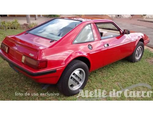 miura targa sport 1.8 1983  ateliê do carro vendido