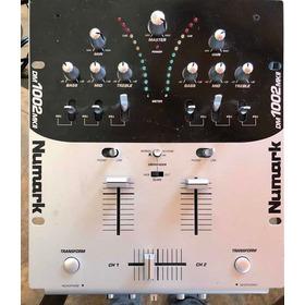 Mix Dj Numark Dm1002 Mkii