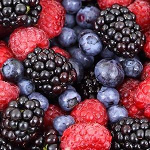 mix frutos del bosque congelados i q f - 1 kg