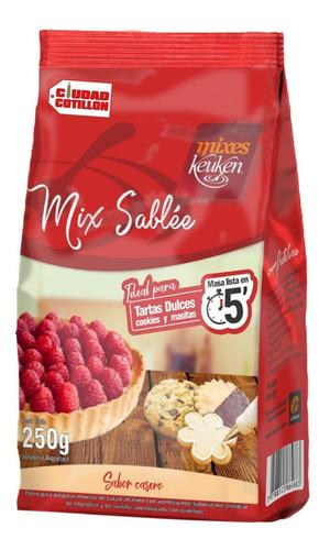 mix sablée keuken 250g ciudad cotillón