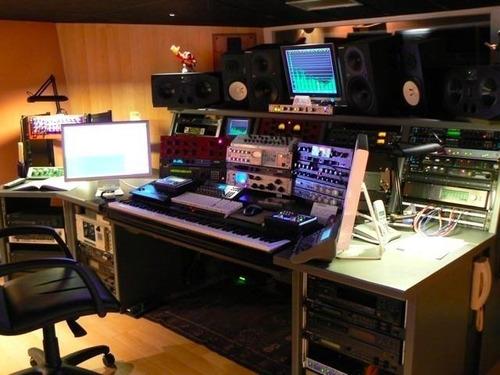 mixagem e masterização