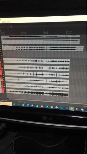 mixagem masterização e gravações de eps a longa distância
