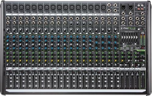 mixer 22 ch mackie profx22v2