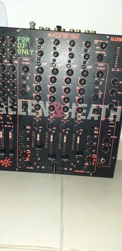 mixer allen & heath xone 92 - com skin