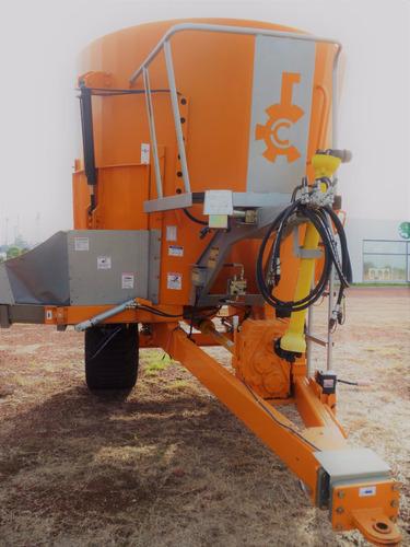 mixer comofra 14 m³