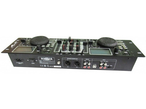 mixer controlador gbr dj control 6 mp3-usb * gtía 2 años *