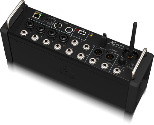 mixer digital 12 canais x air xr12 - behringer + nf garantia