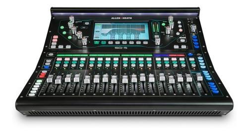 mixer digital allen & heath gld sq-5