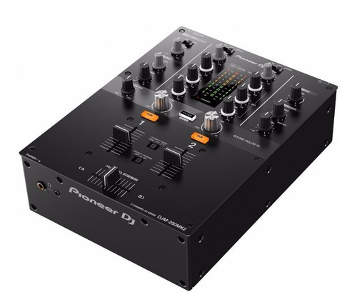 mixer dj pioneer djm250k mk2