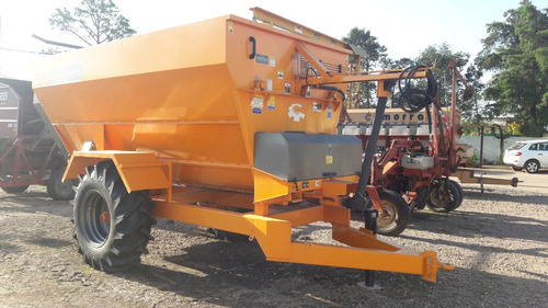 mixer horizontal comofra 10 mts cubicos