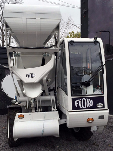 mixer hormigonero autocargable fiori db-x25! precio anticipo