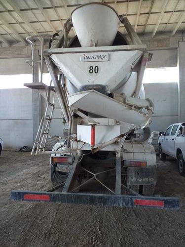 mixer hormigonero ford 2632 6x4 trompo 8m3