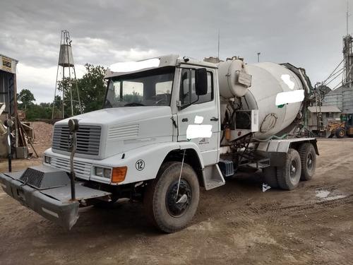 mixer hormigonero m benz 2318 6x4 trompo betonmac 7m3