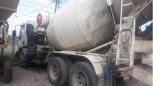 mixer hormigonero volvo 260 6x4 8m3
