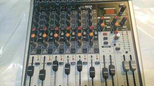 mixer interfase usb behringer