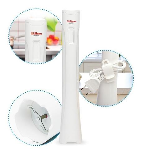 mixer liliana mini pimer ah900 siluette procesadora manual