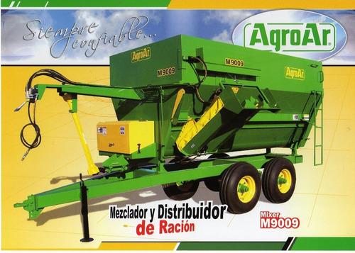 mixer m9009