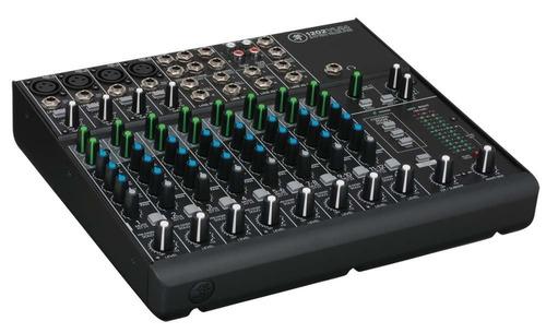 mixer mackie 1202-vlz4 12 canales 4xlr+4st pre onyx 18cuotas