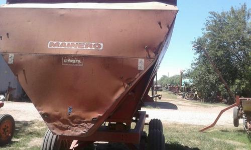 mixer mainero 2910 con balanza