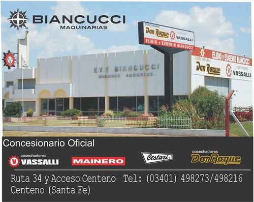 mixer mainero 2932 con bascula / biancucci