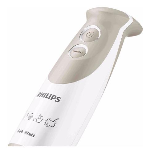 mixer minipimer philips hr1317 batidor y vaso graduado 600w