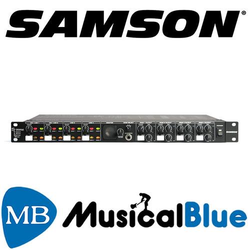 mixer multizona samson s-zone