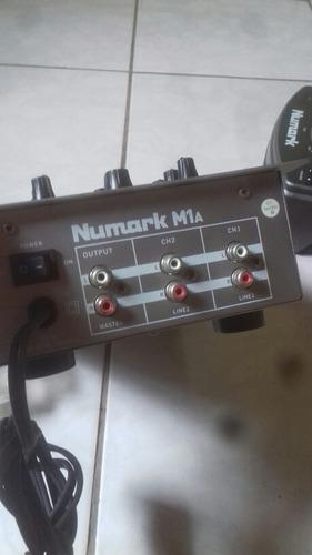mixer numark + cdj
