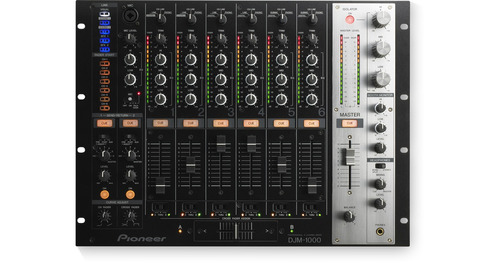 mixer pioneer djm-1000 efvo cash new