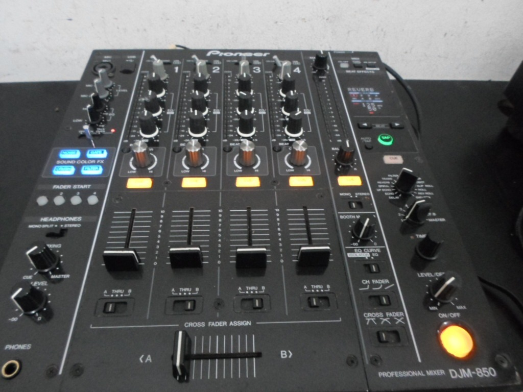 DRIVERS UPDATE: PIONEER DJM-850-K DIGITAL MIXER