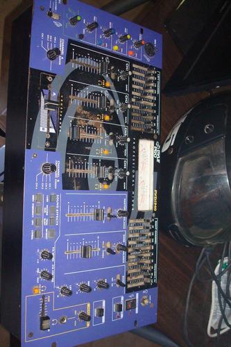 mixer profesional consola pyle pro dj /radio ( no funciona)