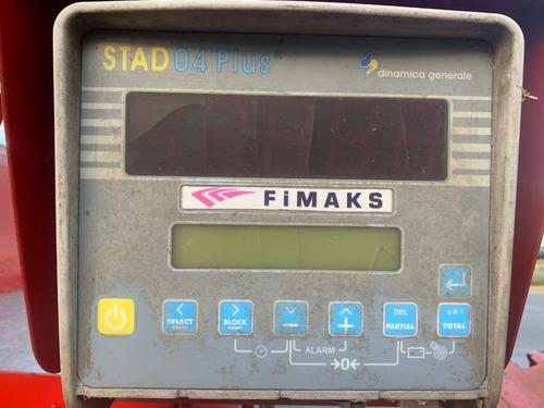 mixer vertical fimaks - 12 m3 - usado
