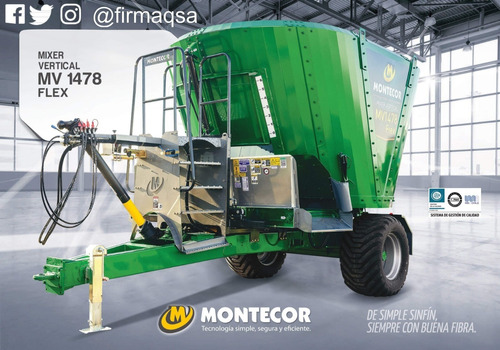 mixer vertical montecor mv 1478 flex