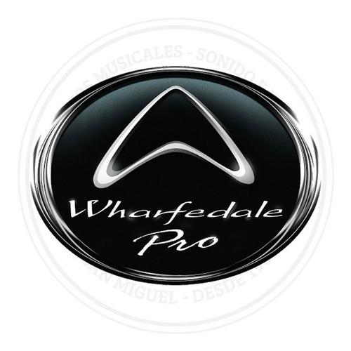 mixer wharfedale pro r-2004 - 8 canales mono + 4 estéreo