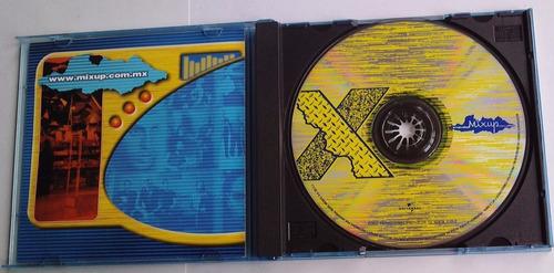 mixup x aniversario cd e iglesias tarkan metallica rammstein