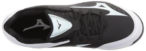 mizuno (mizd9) - zapatillas de béisbol para mujer, 9 pies